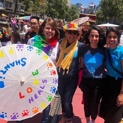 Shanti Group at SF Pride