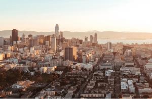 City of San Francisco skyline