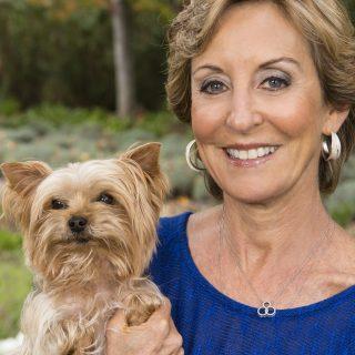 Marcia Goldman and Lola
